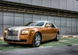 The world's largest fleet of Rolls Royce Ghosts purchased by Dubai-based Company