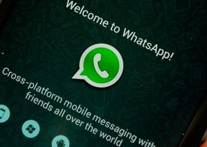 Using WhatsApp might actually be good for your health