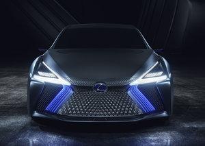 The Lexus LS+ Concept car is designed to drive itself   Esquire Motors