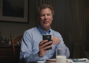 Will Ferrell makes fun of Snapchat in public service announcement
