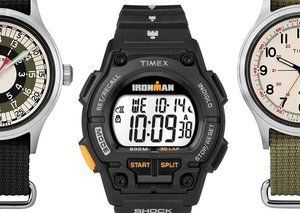 Timex and Todd Snyder announce Reissue Collection