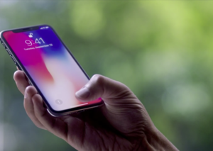 How much profit does Apple make off each iPhone X they sell?