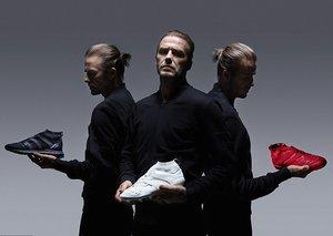 Adidas celebrate 20-year partnership with footballing icon David Beckham