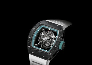 Meet the UAE's most exclusive watch: Richard Mille 055 Yas Marina Circuit