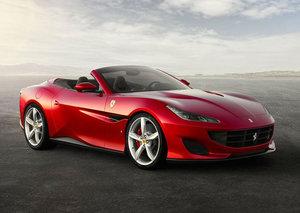 Ferrari unveil their latest product, Ferrari Portofino [GALLERY]