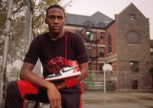 There's a new Air Jordan database with shoe knowledge galore