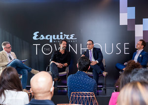Talking timepieces at The Esquire Townhouse