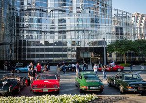 My journey: Chopard Classic Car Rally Dubai