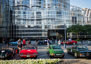 My journey: Chopard Classic Car Rally Dubai