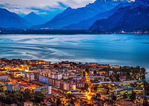 Montreux: the little town bigger than its jazz festival