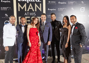 Esquire Man at His Best Awards Red Carpet [Gallery]