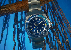 Into the deep with Seiko Prospex PADI special edition