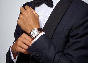 On the wrist: Chopard LUC Heritage Grand Cru