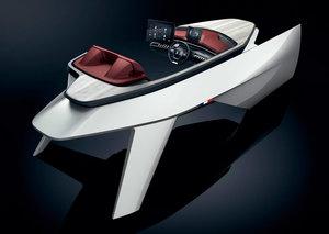 Peugeot's Sea Drive concept