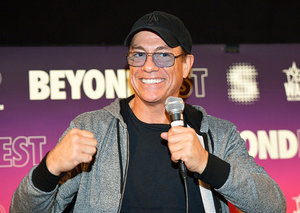 At 57, Jean-Claude Van Damme is fitter than ever. Here's how he does it