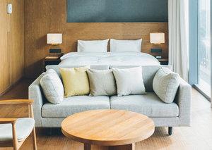 Muji make delightfully minimalist hotels now