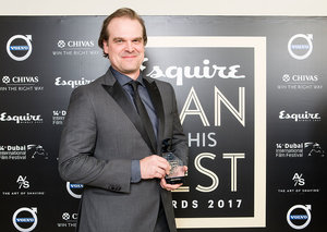 Man of the Year: David Harbour