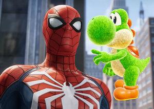 10 biggest video games of 2018