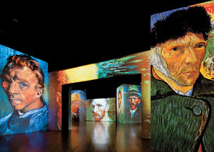 Van Gogh exhibition coming to Dubai