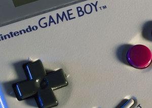 The original Game Boy is back (kinda)