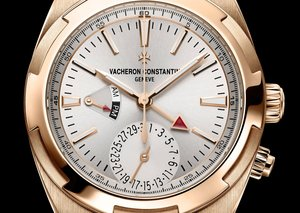 Vacheron Constantin doubles down on its Overseas Dual Time at SIHH 2018