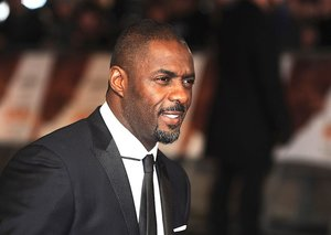 Idriss Elba doesn't know who should play James Bond