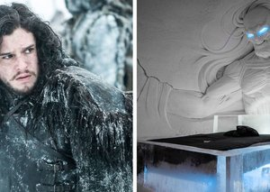 The Game of Thrones Hotel in Finland bans white walkers