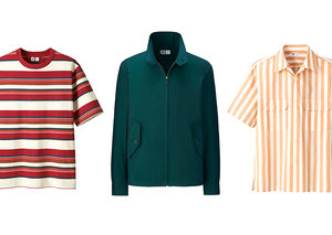 Our pick of Uniqlo U's spring/summer collection