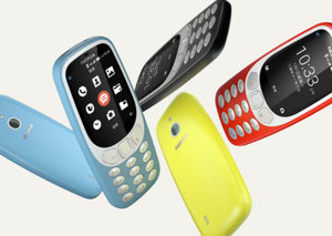 New Nokia 3310 will have 4G, apps, and a big hit of nostalgia