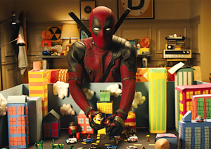 The Deadpool 2 trailer is already this year's funniest