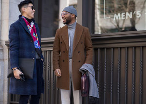 Best street style looks from New York fashion week A/W 2018