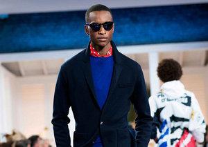 Ralph Lauren's spring fashion show almost didn't happen