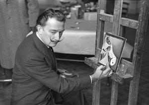 Watch: Salvador Dali's crazy new Memories exhibition