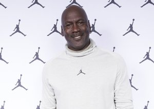 Michael Jordan's 55th birthday party looks insane