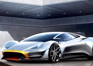 This British-made supercar is going up against Ferrari and Porsche