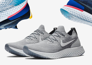 The Nike Epic React is everything it's cracked up to be
