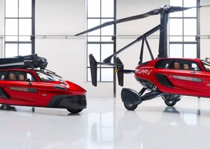 The world's first 'proper' flying car is now up for sale