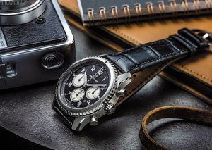 Introducing: the all-new Breitling Navitimer 8 collection