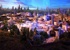 Disney's 'Star Wars' Park will make children of men