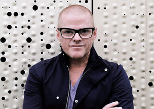 Heston Blumenthal claims there are fewer female chefs at the top because of their biological clock