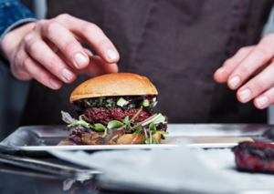 The future of food is mealworm burgers (apparently)