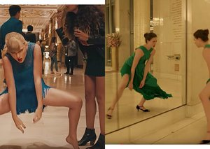 Even if Taylor Swift did rip off the Kenzo ad, it doesn't matter (she's untouchable)