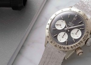 This is the rarest Rolex in the world (and it's going up for auction)