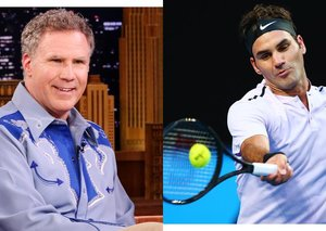 Will Ferrell's tennis commentary makes us love the sport more
