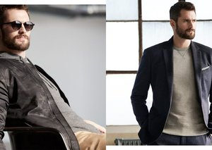 Kevin Love's capsule collection with Banana Republic drops this fall