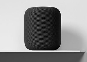 The Apple HomePod is a smart speaker you can't buy in the UAE