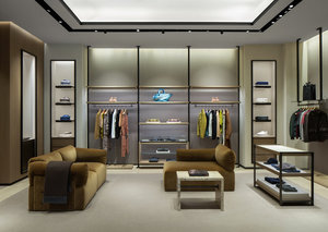 Bottega Veneta opens its largest store in the Middle East