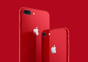 Apple just dropped a spicy red iPhone