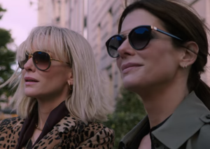 Ocean's 8 is already this year's best heist film