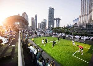 Hublot Match of Friendship Dubai